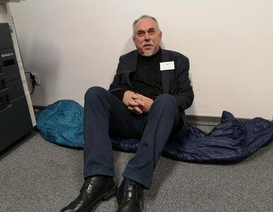 Poseł Janusz Sanocki rozpoczął głodówkę. Dlaczego protestuje?