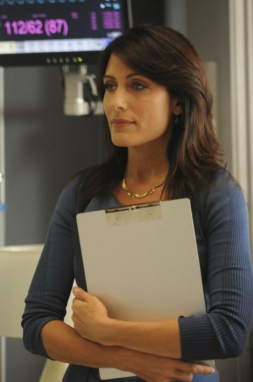 """Kogo zagrała Lisa Edelstein w serialu """"Dr House""""?"""