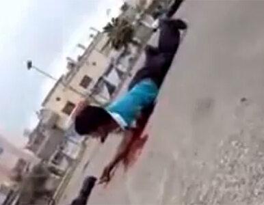 Syryjczycy uciekają do Jordanii