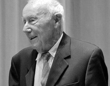 """W wieku 94 lat zmarł Symcha """"Kazik"""" Ratajzer-Rotem"""