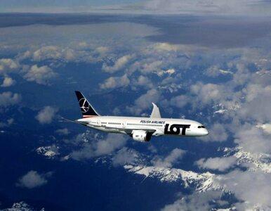 LOT: kolejny kłopot z Dreamlinerem
