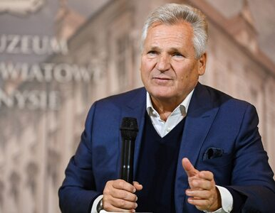 Kwaśniewski: Nie można odrzucać wizji sfałszowanych wyborów