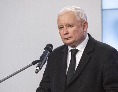 Kaczyński o KO: Postawienie na Konfederację, żeby koalicja była czterogłowa