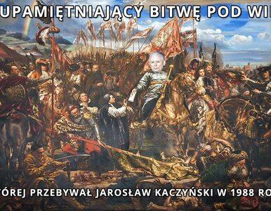 """Kaczyńscy """"przebywali w hali""""? Internauci kpią z zaproszenia do Stoczni..."""