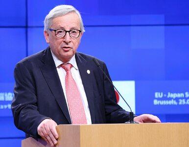 Jean-Claude Juncker i jego koniaki