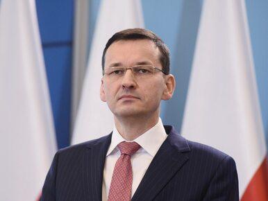 Morawiecki zapowiedział budowę Centralnego Portu Lotniczego. Wskazał,...