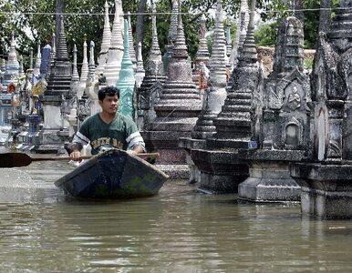Bilans powodzi w Tajlandii: 506 ofiar