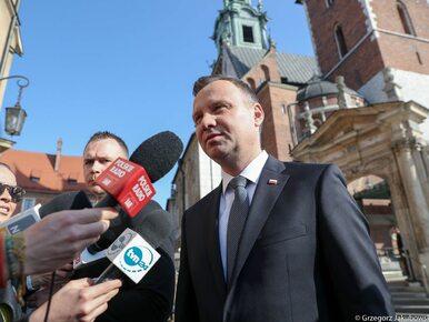 Prezydent o katastrofie smoleńskiej: Najważniejszy dowód jest w Rosji....