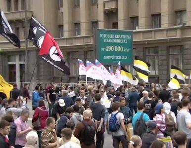 Tysiąc osób przeszło ulicami Moskwy. Władze wydały zgodę na protest