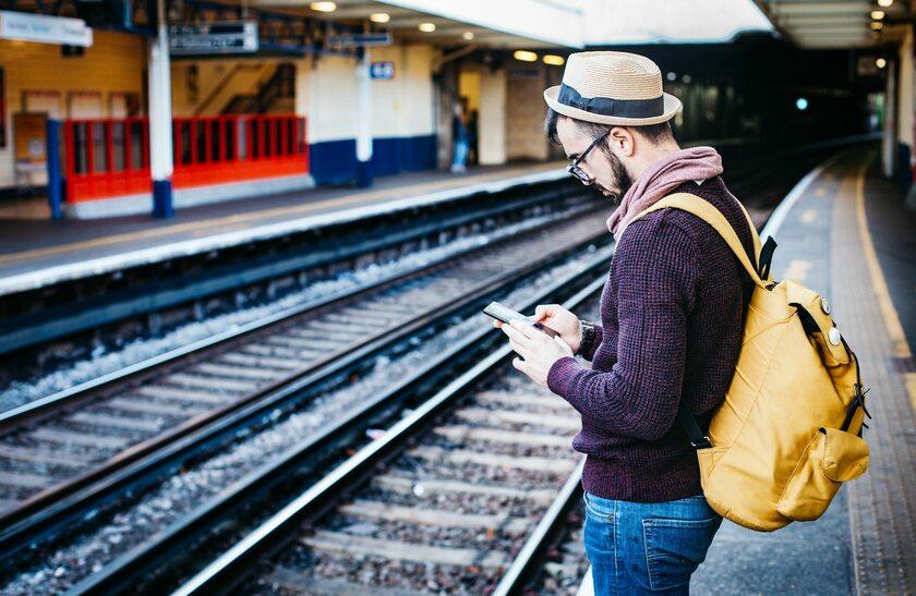 Internet mobilny bardzo przydaje się podczas podróży