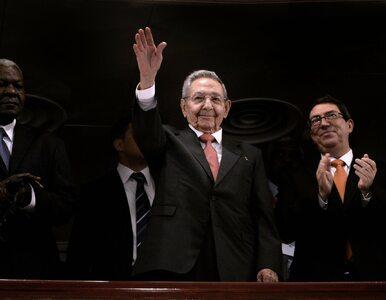 Raul Castro chce oddać władzę. Kto zastąpi kubańskiego przywódcę?