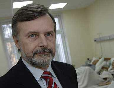 Balicki: NFZ oszczędza setki milionów złotych kosztem pacjentów