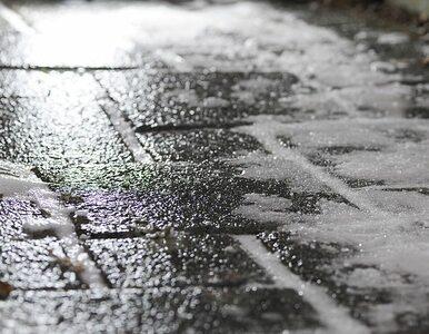 Od dziś bardzo niebezpiecznie na drogach. Pogodowe ostrzeżenie dla...