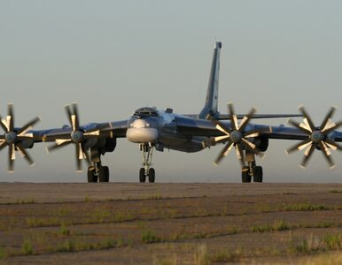 Rosyjskie bombowce nad Alaską podczas święta 4. lipca