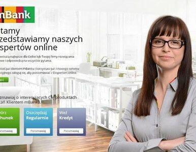 Usługa ekspert on line mBanku dostępna dla wszystkich