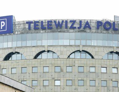 Wulgarny tweet w programie na żywo. Pracownik TVP Info zawieszony