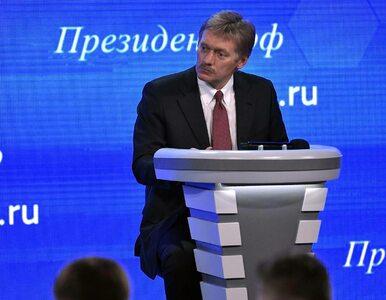 """Rzecznik Kremla ostrzega USA. """"Nasza cierpliwość jest na wyczerpaniu"""""""