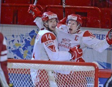 MŚ w hokeju: Duńczycy wygrali z Łotwą