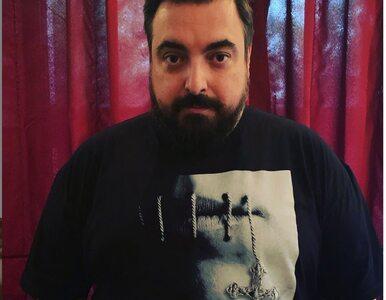 """Sekielski sprzedaje koszulki. Na nich hasło """"Tylko nie mów nikomu"""""""