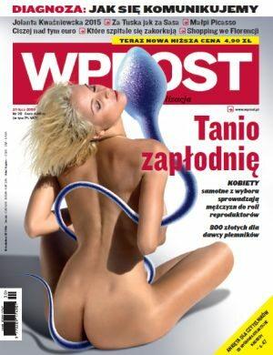 Okładka tygodnika Wprost nr 30/2009 (1385)