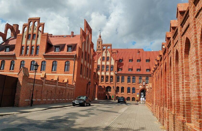 Klasztor Zgromadzenia Sióstr Miłosierdzia św. Wincentego a Paulo w Chełmnie