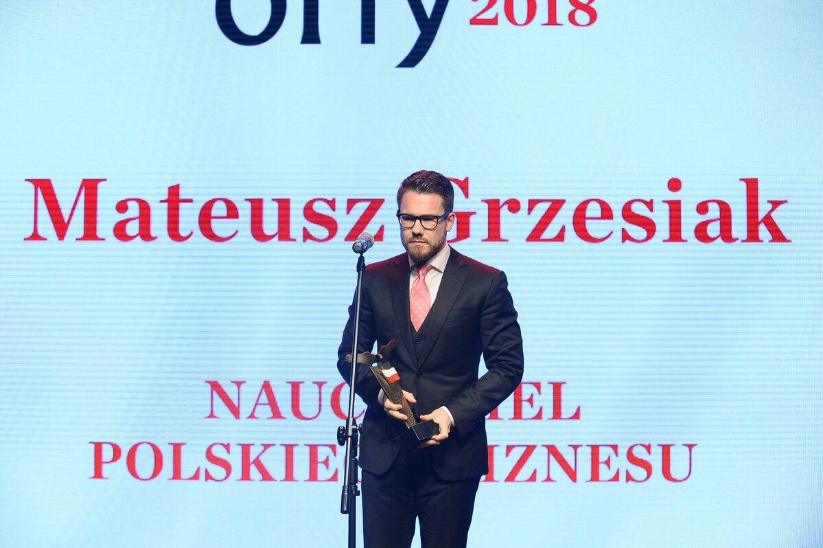 """Gala Orły """"Wprost"""" na Mazowszu"""