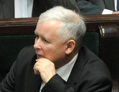 Nowe warianty w PiS. Kaczyński marszałkiem Sejmu?