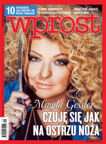 Okładka tygodnika Wprost nr 9/2016 (1726)
