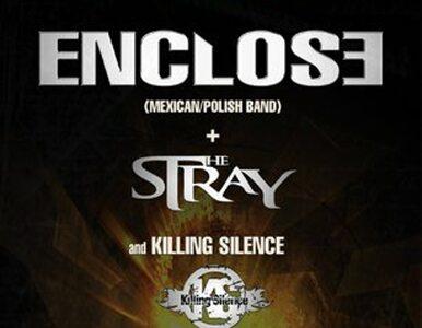 Transmisja live koncertu Enclose i The Stray - tylko na NuPlays!