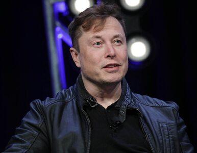 """Elon Musk zapomniał imienia syna? """"Brzmi jak hasło"""""""