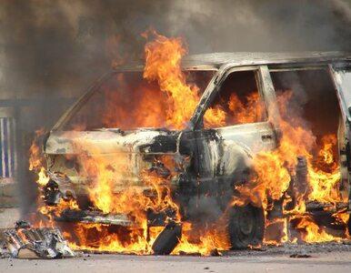 Irak: eksplozja auta pułapki. 12 ofiar śmiertelnych