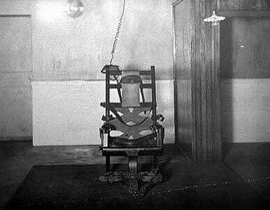 Wielki powrót krzesła elektrycznego w USA