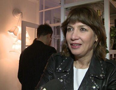 Grażyna Wolszczak: Nie zakazuję synowi mieć dzieci