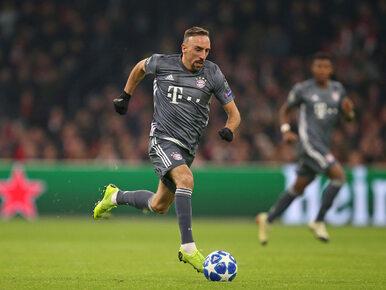 Skandaliczny wpis Ribery'ego. Jest reakcja Bayernu Monachium