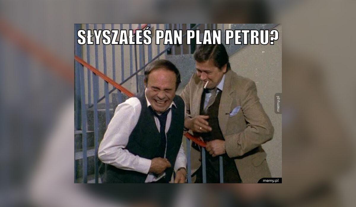Plan Petru zainspirował internautów
