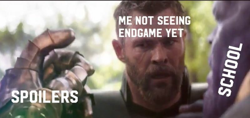 """Mem po filmie """"Avengers: Endgame"""""""