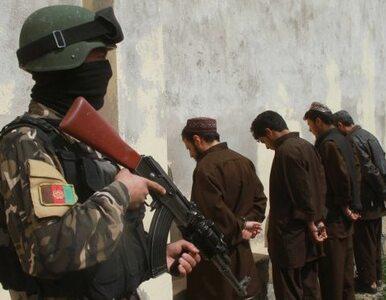 Mordercy polskich żołnierzy w Afganistanie zatrzymani