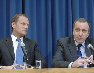 Tusk: Schetyna jest wciąż człowiekiem numer dwa w Platformie