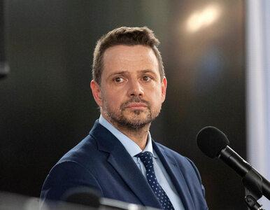 Wpadka posła PiS. Chciał uderzyć w Trzaskowskiego, udostępnił...