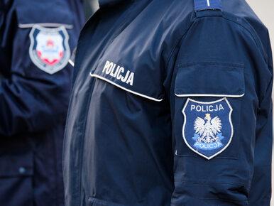 Dlaczego policjanci przebrali się za media? MSWiA wyjaśnia