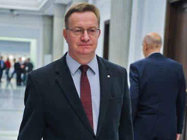 Przeglądał rzeczy Kaczyńskiego, został wezwany do oddania mandatu....
