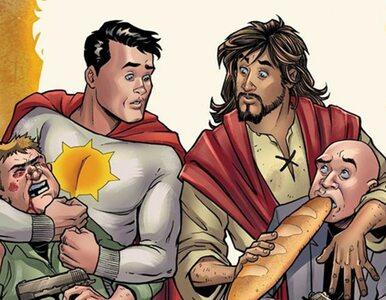 """DC wycofuje komiks o superbohaterskim Jezusie. """"Opublikuję go gdzie..."""