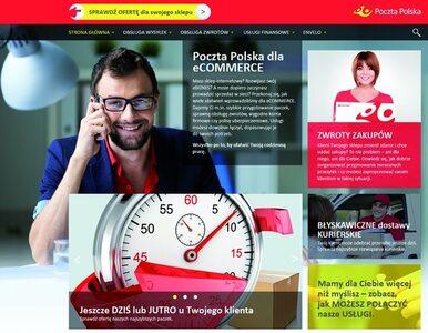 Poczta Polska wprowadza serwis www dla elektronicznego handlu