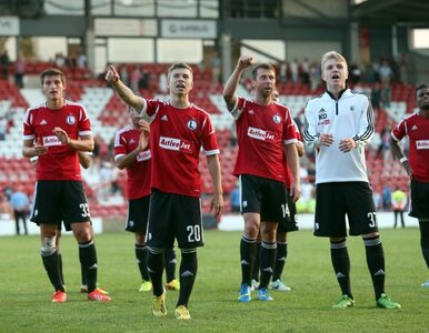 NA ŻYWO: Legia Warszawa - The New Saints FC