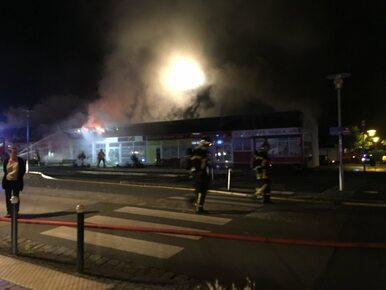 Trzecia noc zamieszek i podpaleń we francuskim Nantes. Policja obwiniana...