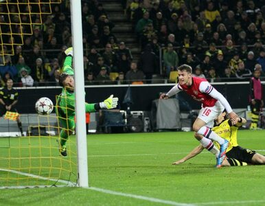 LM: Arsenal zrewanżował się Borussii w Dortmundzie