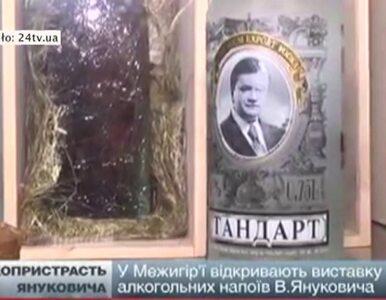 Alkohol, którego Janukowycz nie zdążył wypić. Niezwykła wystawa