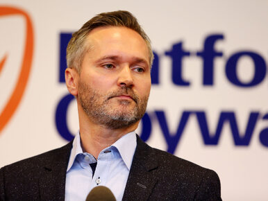 """Jarosław Wałęsa o swoim wyniku w wyborach. """"Może ludzie potrzebują..."""