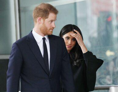 """Prawnicy księcia Harry'ego i księżnej Meghan grożą pozwami. """"Bez wiedzy..."""