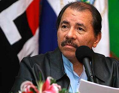 Nikaragua: Ortega blisko zwycięstwa w I turze